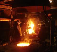 Высокое качество литья металлов в 60-80-е годы XX века