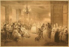 Новшества Петра I: платья, маскарады и ассамблеи